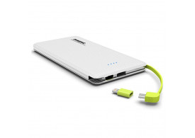 Carregador Celular Power Bank Pineng Original Slim 9mm Pn952