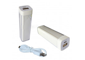 Carregador Universal USB Portátil para Celular - Power Bank