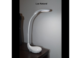 Luminária de Mesa Recarregável Touch Led Soft Eye Protection 3 Modos de luz - 813 - ML-FG