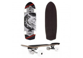 Skate Carver Simulador Surf Swingboard Shape Red Nose Long 458000