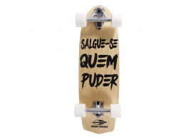 Skate Carver Simulador Surf Swingboard Shape Mormaii Long 460800